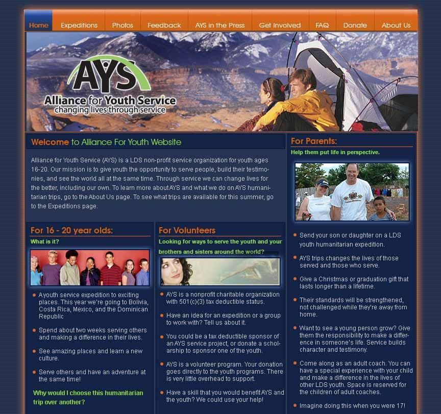 ays Web Design in Las Vegas, NV
