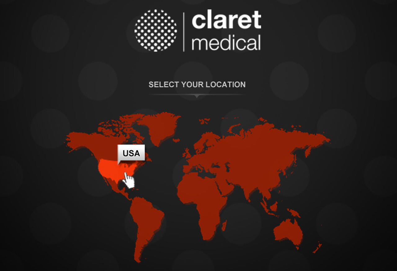 claret-42 Medical Website Design