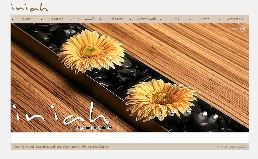 iniah Web Design in New York, NY