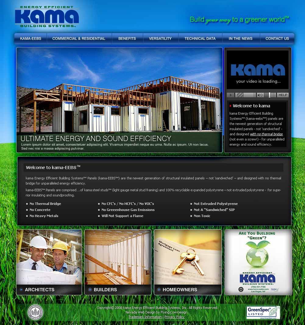 kama Web Design in Las Vegas, NV