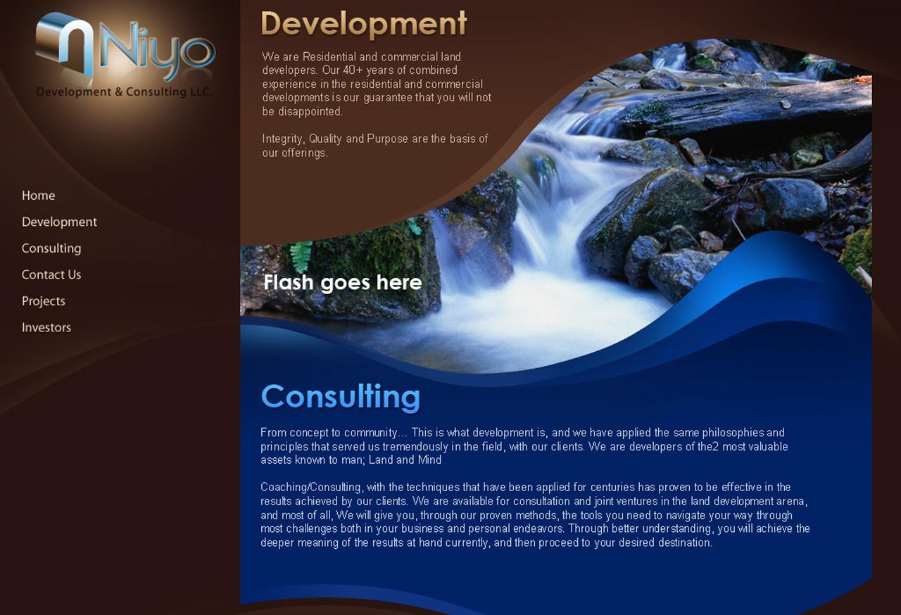 niyo-204 Architect Web Design