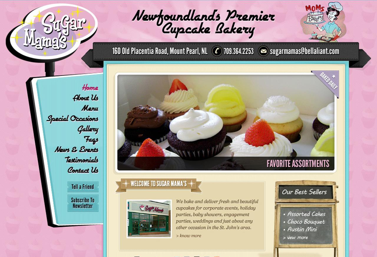 sugarmamas-2 Restaurant Web Design