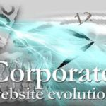 Corporate Website Evolution