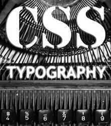 css-typography-new CSS Typography