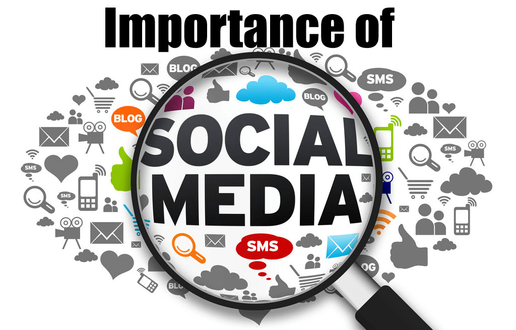social-media-marketing 10 Reasons Why Social Media Marketing is Important for Businesses
