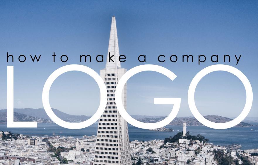 Making a company logo