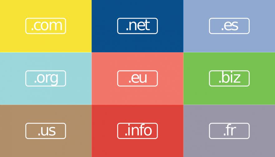 Domain names branding