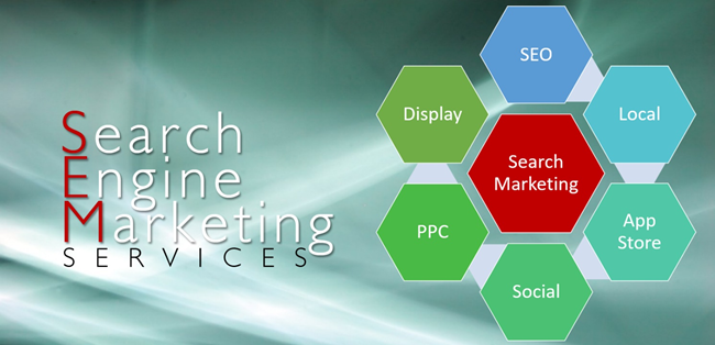 search engine marketing services from Flying Cow Design