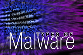 types-of-malware Malware Removal Service