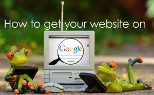 website-on-google-300x185 How to get your website on Google?