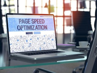 Website speed optimization services from Flying Cow Design