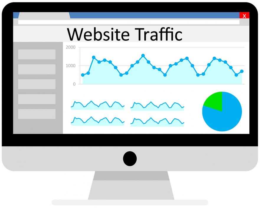 What is Website Traffic?
